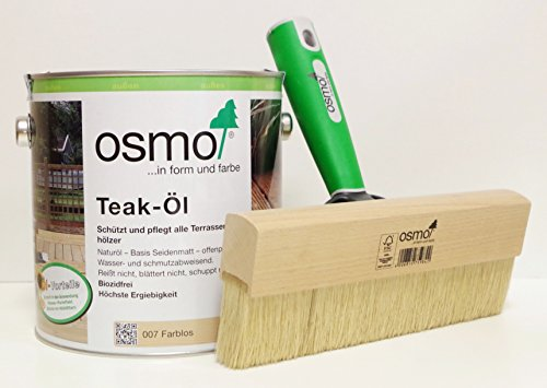 Osmo  <strong>Diffusionsfähigkeit</strong>   Offenporig