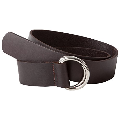 Mountain Khakis Adult Leather D-Ring Belt