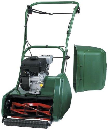 Webb 17in Petrol Cylinder Lawnmower