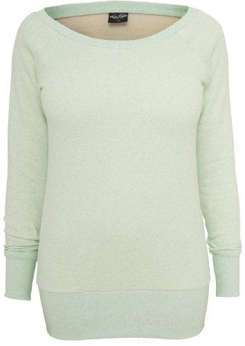 Urban Classics - Sweat-shirt - Femme Menthe