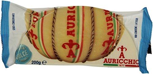 Auricchio Provolone dolce – mild (vakuumverpackt) 45 % Fett i. Tr. 200 gr.