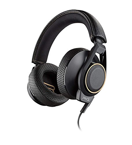Plantronics Rig 600 Gaming Headset mit High-Fidelity-Sound