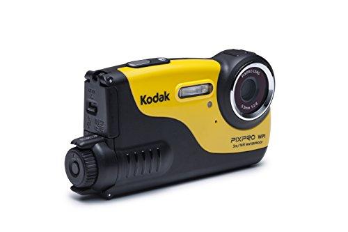 Kodak WP1 Pixpro Action Kamera inklusiv Explorer Kit gelb/schwarz
