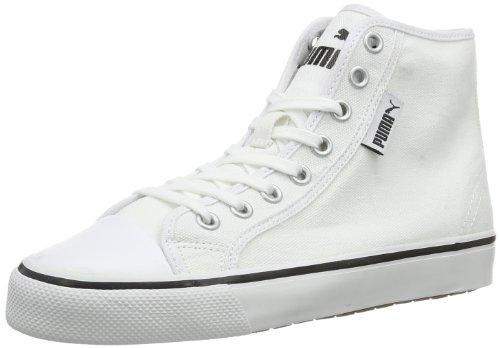 Puma Streetballer Mid 356690 Unisex-Erwachsene Sneaker Weiß (white 02)