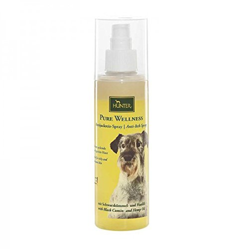 Spray antipurito avec Nigella Sativa et huile de graines de canapa200 ml, Pure wellness