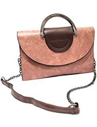 MOCA' Premium Lux PU Leather Handbag Crossbody Bag Side Bag Sling Bag Shoulder Bag Messenger Bag For Womens Women's...