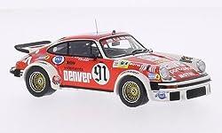 Porsche 934, No.91, Denver, 24h Le Mans, 1980, Modellauto, Fertigmodell, Premium X 1:43