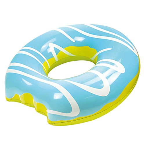 Preisvergleich Produktbild Otto Simon 778-1113 - Aufblasbarer Donut hellblau