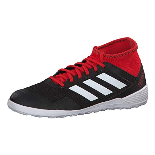 6fceec43d46c3 Adidas Predator Tango 18.3 In, Zapatillas de fútbol Sala para Hombre, Negro  (Negbás
