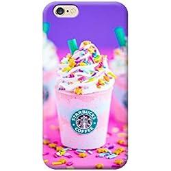 Coque Housse TPU pour Tous Les modèles Apple iphone x 8 7 6 6 5 5s Plus 4 4s 5c Se - AE25 Tasse de café Starbucks, IPHONE 8