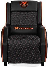 Cougar Ranger - Gaming Sofa - Steel Frame - 160 degree recline - Max. 160 kgs weight - Orange