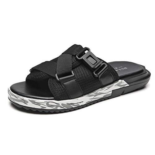 8383f269c8be Yydt Scarpe da Uomo Outdoor Sports Men s Summer Outdoor Sandals T-Shirt da  Uomo Morbido