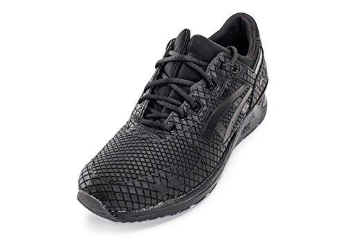 Asics - Gel Lyte Evo - Sneakers Man Black-Black