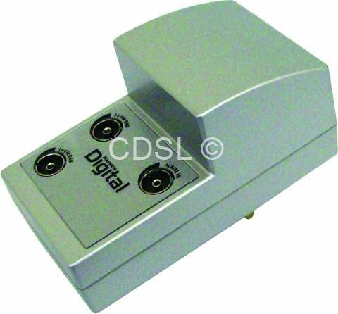 MAXVIEW Signalverstärker / Tv-Zweigeräteverstärker