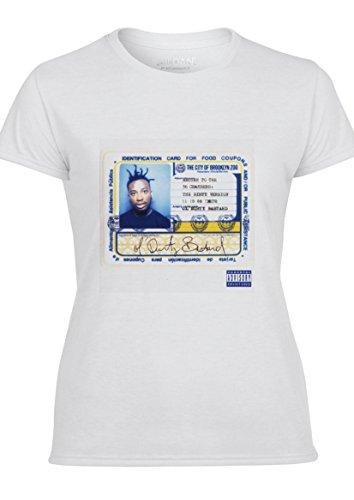 ODB Ol Dirty Bastard Damen T-Shirt & Weste T-Shirt (Entwurf auf Front)