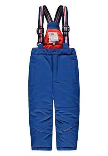 Kanz Jungen Sporthose 1723701, Blau (Snorkel Blue 3014), 128