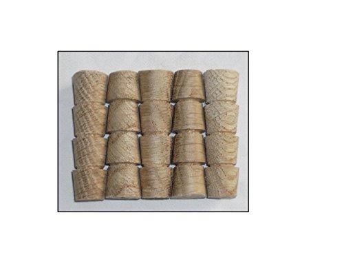 pack-of-20-1-2-solid-european-oak-un-finished-wood-pellets-plugs