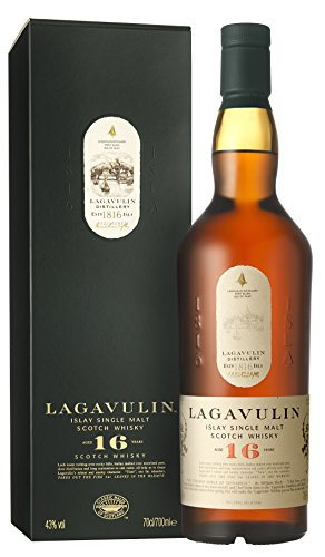 Lagavulin 16 Year Old Whisky Escocés