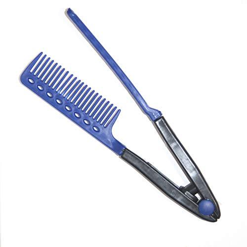 Peine especial para la plancha, herramienta de peluqueria