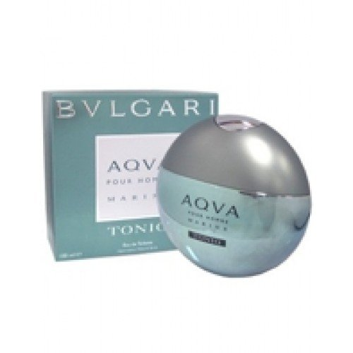 Bvlgari Aqva Marine Toniq Eau De Toilette for Men, 100ml