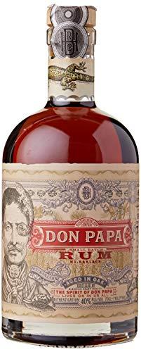 Don Papa Rhum de Mélasse - Bouteille de 70 cl