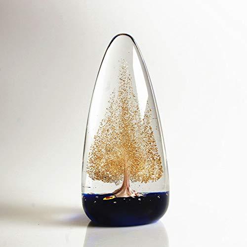 OYBB Ornamente Nordischen Stil Glas Handwerk Kreatives Design Home Große Dekoration Dekoration A