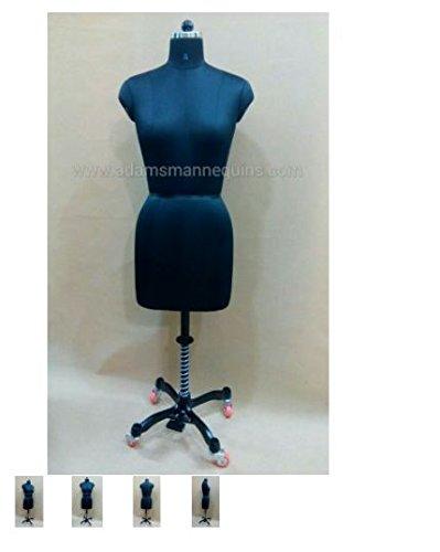 Adam's Mannequins Dress Forms Female DFF03 Size 8