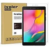VGUARD Pellicola Vetro Temperato per Samsung Galaxy Tab A 8.0 Pollici 2019 (SM-T290 / SM-T295), Pellicola Protettiva Protezione per Schermo per Samsung Galaxy Tab A 8.0 Pollici 2019 (T290 / T295)