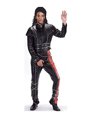michael jackson thriller costume taille médium mens grand