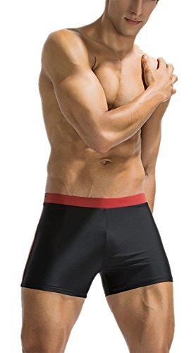 WLITTLE Herren Badehose Herren Badeshorts Schnell Trockend Boardshorts Schwimmhose Schwimmhose Bademode Shorts