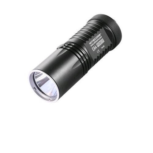 NITECORE Taschenlampe Explorer Pioneer 860 Lumen, neutral weiß NC-EA4 (Pioneer Weiß)