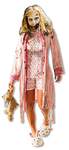 bie Mädchen Kinderkostüm - L-140cm (Walking Dead Kostüme Für Mädchen)