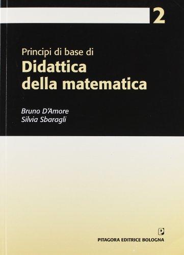 Principi di base di didattica della matematica