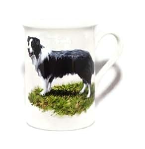 Border Collie - Macneil Pedigree Pals China Gift Mug