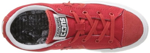 Converse Star Player Tonal Ox, Baskets mode mixte adulte Rouge