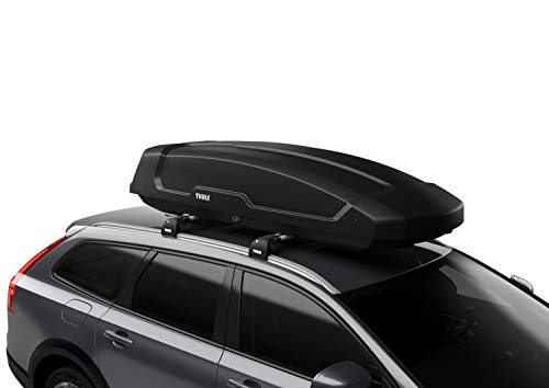 Thule 635800 Force XT XL Black Aeroskin