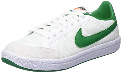 Nike Herren Meadow '16 Txt Turnschuhe, Weiß (Weiß / Piniengrün), 43 EU