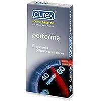 Durex Condoms Performa 6 Einheit preisvergleich bei billige-tabletten.eu