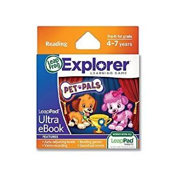 LeapFrog LeapPad Ultra eBook: Pet Pals