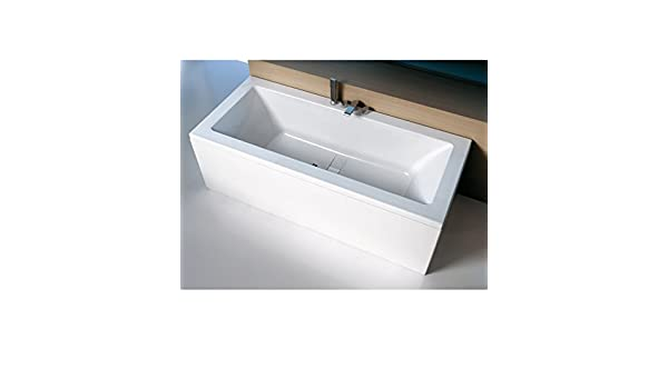 Vasca Da Bagno Teuco Wilmotte : Teuco wilmotte vasca normale senza pannelli bianco art