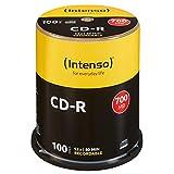 Intenso CD-R 100er Spindel 700MB 52x