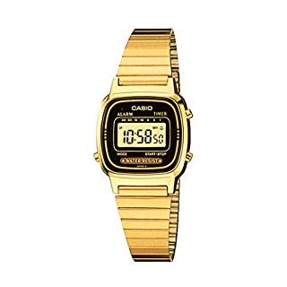 Casio Montre Femme Digitale - LA670WGA-1DF (B003BJFQW4) | Amazon price tracker / tracking, Amazon price history charts, Amazon price watches, Amazon price drop alerts