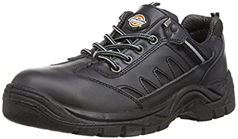Dickies Men's Stockton Safety Shoes FA13335 Black 12 UK, 47 EU Regular