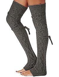 6a815e1c298 Amazon.fr   Chaussettes Hautes Fantaisie   Vêtements