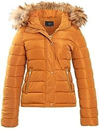61bf13d2d6c9 Amazon.co.uk  Yellow - Coats   Jackets   Women  Clothing