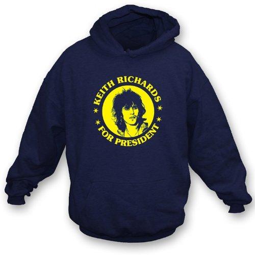 keith-richards-pour-le-prsident-hooded-sweatshirt-medium-marine-de-couleur