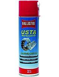 Ballistol Technische Produkte USTA Werkstatt-Öl Spray 400 ml, 22960