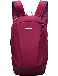 4a90fdc785543 QUECHUA by Decathlon Arpenaz 10 LTR Mint Maroon Waterproof Backpack  Waterproof Backpack (Maroon