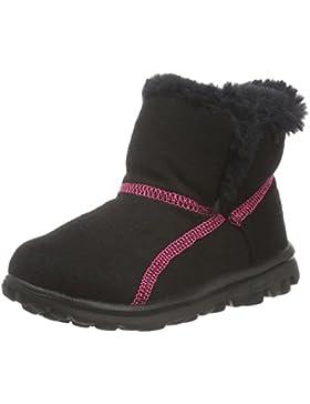 Skechers Mädchen Go WalkArctic Kurzschaft Stiefel