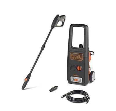 Black+Decker BXPW1400E High Pressure Washer (1400 W, 110 bar, 390 l/h) from ANNOVI REVERBERI S.p.A.
